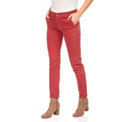 Pantalon chino taille haute Pantalon chino taille haute BEST MOUNTAIN d6e1bd3bc731