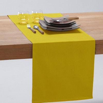 Tischläufer, reine Baumwolle mit Fleckenschutz Tischläufer, reine Baumwolle mit Fleckenschutz SCENARIO