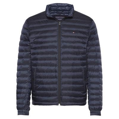 Mid-Season Short Padded Jacket with High Neck Mid-Season Short Padded Jacket with High Neck TOMMY HILFIGER