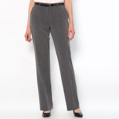 Pantalon droit, confort stretch ANNE WEYBURN