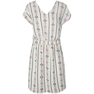 Short-Sleeved Knee-Length Dress VERO MODA