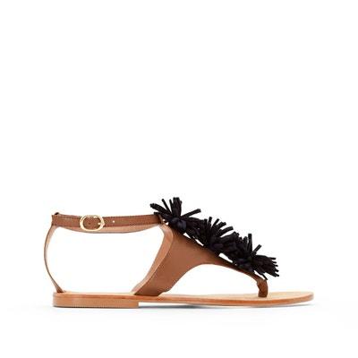 femme en pompon solde Chaussures La Redoute CT7wSZ8Zq