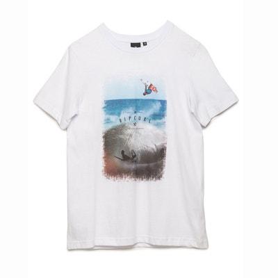 T-shirt con stampa fotografica 8-16 anni RIP CURL