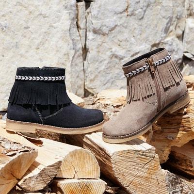 Ans Enfant Redoute 16 Fille Boots Bottines Chaussures 3 La xwSnAnq