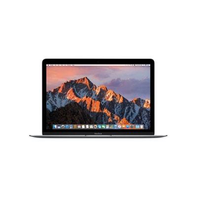 Ordinateur Apple MACBOOK 12p 512Go Gris Sid. i5 1.3GHZ Ordinateur Apple MACBOOK 12p 512Go Gris Sid. i5 1.3GHZ APPLE