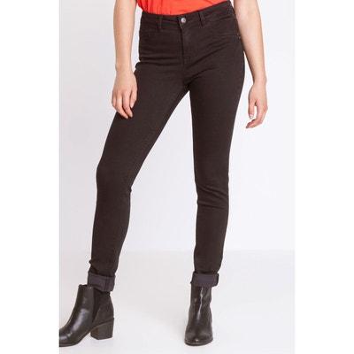 Jeans jegging  skinny taille haute BONOBO