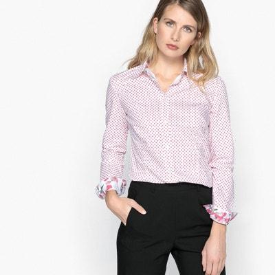 Polka Dot Print Shirt ANNE WEYBURN