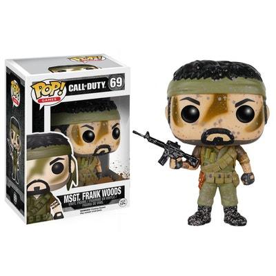 Call of Duty POP! Games Vinyl Figurine MSgt. Frank Woods 9 cm FUNKO