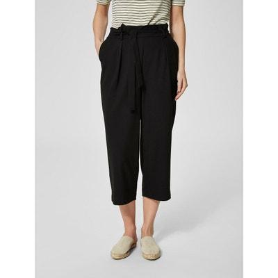 Pantalon Jupe-culotte ample - Pantalon Jupe-culotte ample - SELECTED FEMME