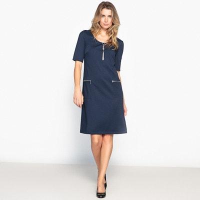 Textured Tunic Dress ANNE WEYBURN