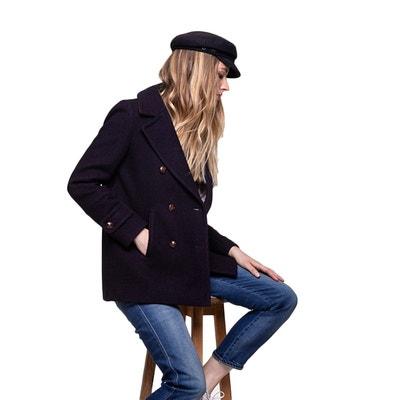 Redoute And Caban Solde Coat La Trench Coat Femme En Duffle w6zqA4I