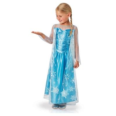 La Reine des Neiges - Déguisement Classique Elsa Taille S - RUBI-620975S RUBIE'S
