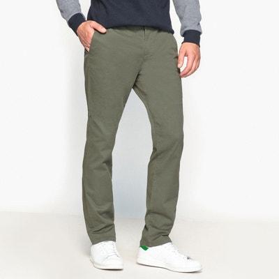 Pantalon vert homme en solde   La Redoute be617e10f98b