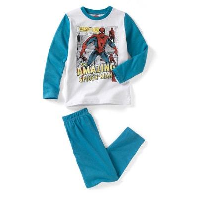 Pijama 2-12 anos SPIDER-MAN