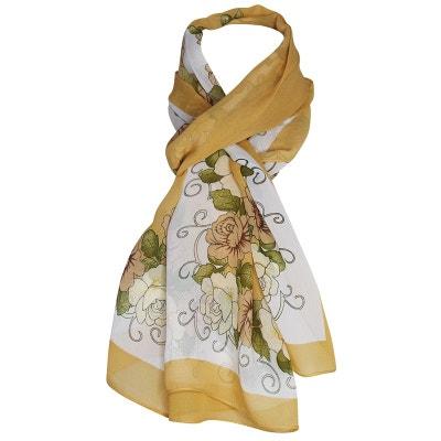 Mousseline  floral Mousseline  floral CHAPEAU-TENDANCE