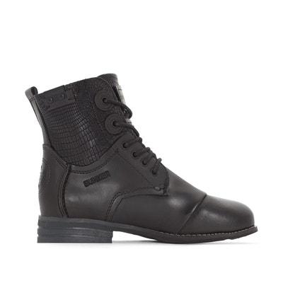 Sar Leather Ankle Boots Sar Leather Ankle Boots BUNKER