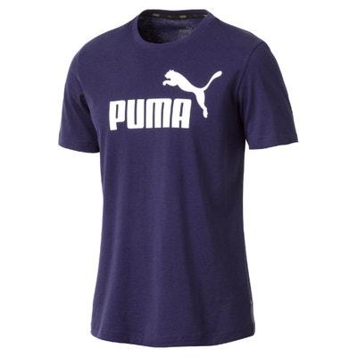 T-shirt scollo rotondo maniche corte fantasia davanti T-shirt scollo rotondo maniche corte fantasia davanti PUMA
