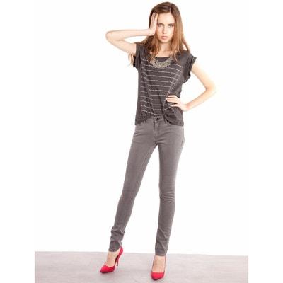 Jeans Cleaner Gris DENHAM