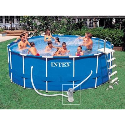 piscine tubulaire en solde la redoute. Black Bedroom Furniture Sets. Home Design Ideas