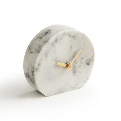 Horloge à poser en marbre BAKALA La Redoute Interieurs