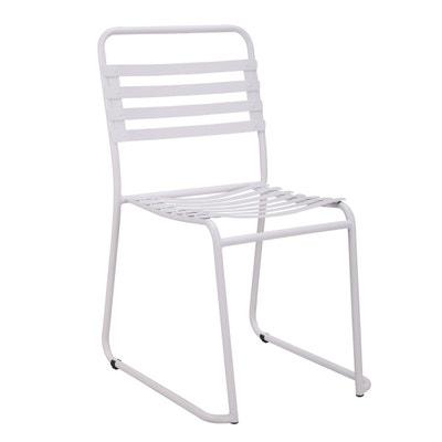 2 Chaises Park Pour Jardin Et Intrieur BOITE A