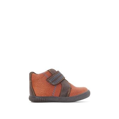 Boots cuir à lacet - R essentiel - MarronLa Redoute IlPiD
