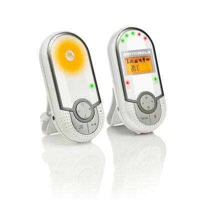 Écoute-bébé Numérique Audio Écran LCD Écoute-bébé Numérique Audio Écran LCD MOTOROLA