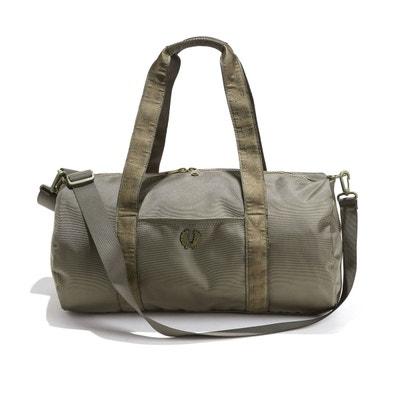 516b179f15672 Sac de voyage Tonal Track Barrel Bag Sac de voyage Tonal Track Barrel Bag  FRED PERRY