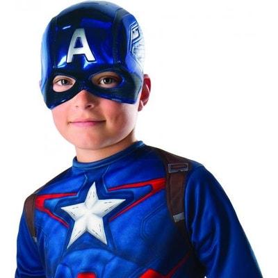 Masque Captain America Masque Captain America RUBIE'S