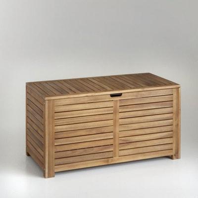 Caja de almacenaje de acacia An. 90 cm Caja de almacenaje de acacia An. 90 cm LES PETITS PRIX