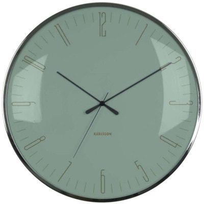 Horloge avec dôme en verre Dragonfly Horloge avec dôme en verre Dragonfly KARLSSON