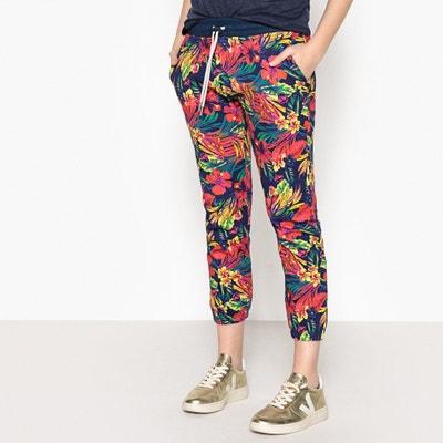 Pantalon 7/8 TERRY FREE PRINT SWEET PANTS