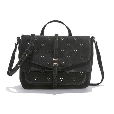Cardine Shoulder Bag with Dainty Stud Detail PETITE MENDIGOTE