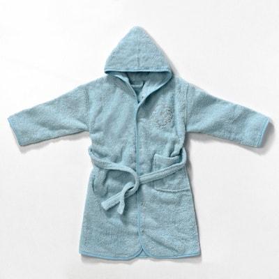 Badjas baby en kinderen, in badstof 420g/m², Betsie R mini