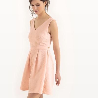 Short Sleeveless Plain Dress Short Sleeveless Plain Dress SUNCOO