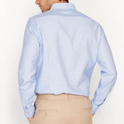 Koszula krój slim fantazyjny nadruk Koszula krój slim fantazyjny nadruk La Redoute Collections