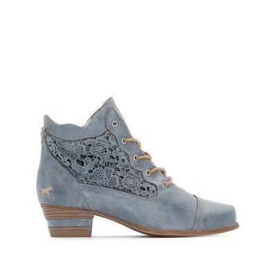 Ботинки на шнуровке Ботинки на шнуровке MUSTANG SHOES