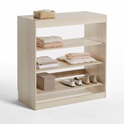 Build 3-Shelf Wardrobe Unit La Redoute Interieurs