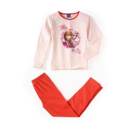 Pijama estampado, 2 - 12 anos Pijama estampado, 2 - 12 anos LA REINE DES NEIGES