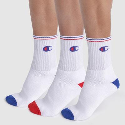 Lot de 3 paires de chaussettes Lot de 3 paires de chaussettes CHAMPION