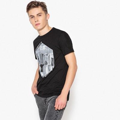 T-shirt rallongé dos 10-16 ans La Redoute Collections