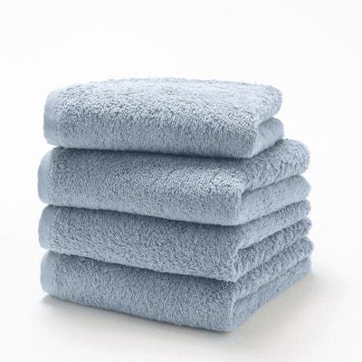 Lot serviettes d'invité 500 g/m² SCENARIO Lot serviettes d'invité 500 g/m² SCENARIO LA REDOUTE INTERIEURS