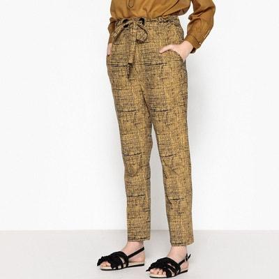 Pantalon droit imprimé CHAIRMAN LAURENCE BRAS