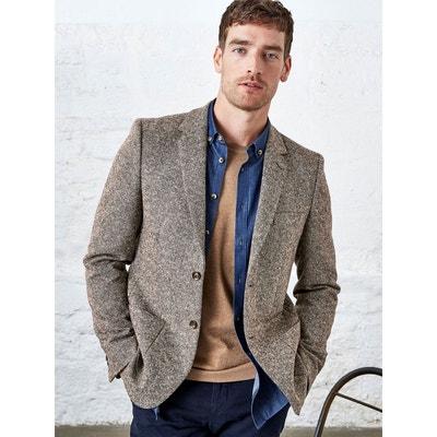 Blazer ajusté homme en tweed Blazer ajusté homme en tweed CYRILLUS 5241cfa74351