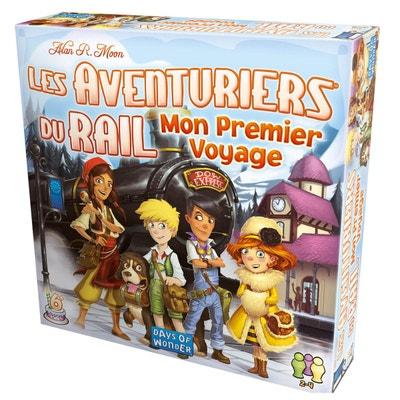 Les Aventuriers du Rail : Mon premier Voyage en Europe Les Aventuriers du Rail : Mon premier Voyage en Europe ASMODEE