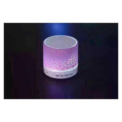Enceinte Lumineuse Bluetooth Design  3 Watt Enceinte Lumineuse Bluetooth Design  3 Watt AMAHOUSSE
