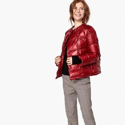 Solde La Rouge Manteau En Redoute Femme q0xRt