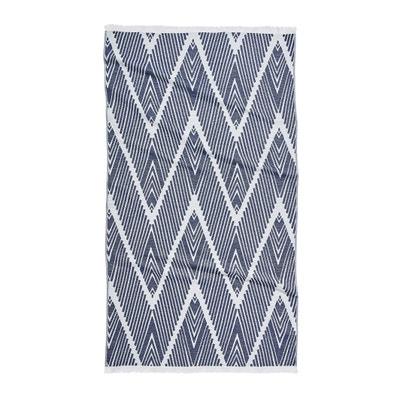 Daria Fouta-Style Beach Towel La Redoute Interieurs
