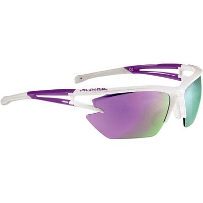 da205de3778adf Eye-5 HR S CM+ - Lunettes cyclisme - violet blanc ALPINA