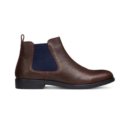 U Jaylon Leather Ankle Boots U Jaylon Leather Ankle Boots GEOX